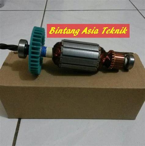 Mesin Fotocopy Mini Merk Hp jual armature angker mesin bor makita hp 1630 merk bull