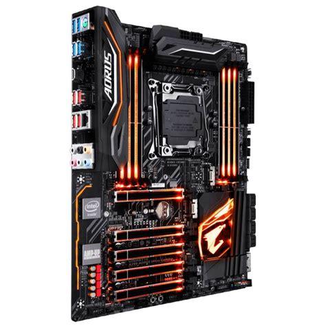 Gigabyte Ga X299 Ud4 Lga 2066 Gaming Garansi Resmi gigabyte x299 aorus ultra gaming lga2066 motherboard ga x299 aorus ultra gaming mwave au