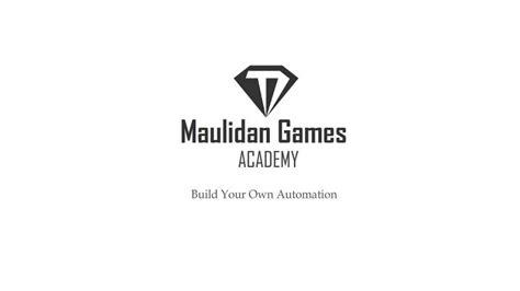 maulidan games maulidan games kembangkan engine game internal