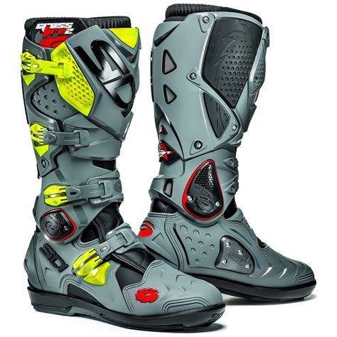 sidi motocross boots sidi crossfire 2 mx enduro road steel toe srs