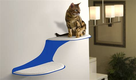 Cat Clouds Cat Shelf by Cat Clouds Cat Shelves From The Refined Feline 187 Gadget Flow
