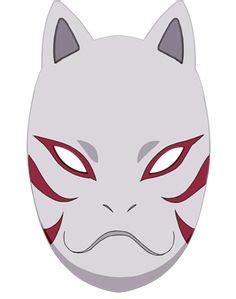 Kemeja Anime Anbu Konoha mask anbu masking and