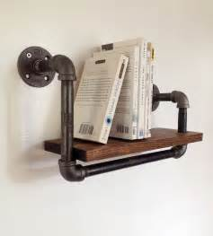 Batman Desk Accessories How To Upcycle Pipes Into Industrial Diy Shelves And