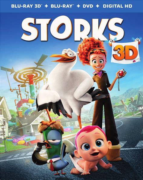 storks dvd release date december