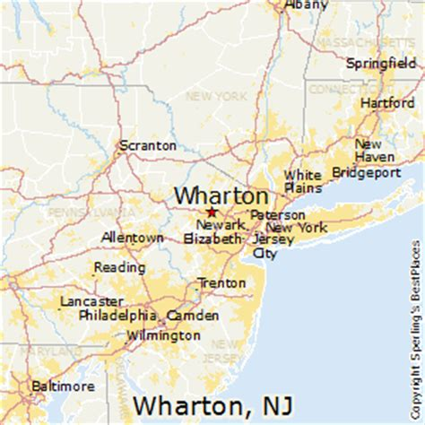 map of wharton best places to live in wharton new jersey