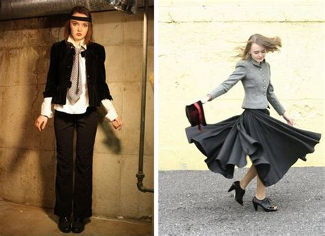 1940s vintage clothes and vintage clothing fashion styles