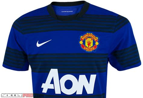 Jersey Manchester United Away 2011 the 2011 12 manchester united away jersey the center