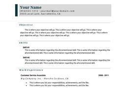 free printable resume templates best template hdresume
