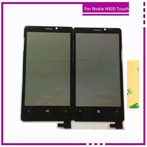 Lcd Nokia N920 Complete Touchscreen Hitam buy wholesale lumia 920 digitizer from china lumia 920 digitizer wholesalers aliexpress