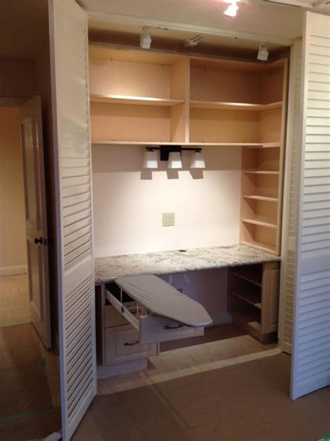 kitchen in a closet xqzet traditional closet toronto by exquisite