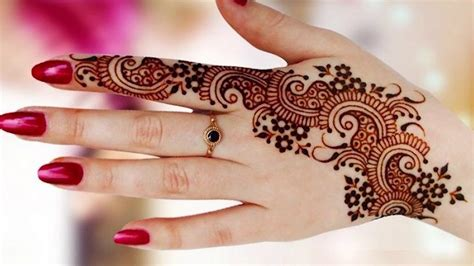henna design youtube easy mehndi design youtube makedes com