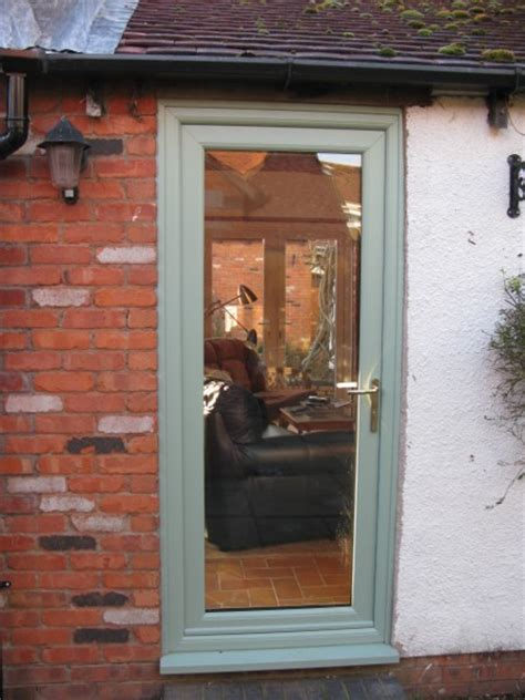 Exterior Back Doors With Glass Upvc Front Doors Leicester Replacement Windows Doors
