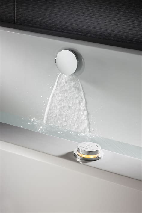 Bathroom Water Outlet by Digital Showers From Crosswater Give Total Water