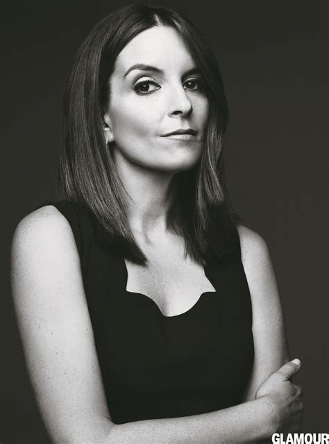 what type of hair does tina fey have tina on their favorite experience working with each other