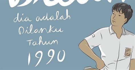 Dilan 1990 By Teladan Book Store dilan dia adalah dilanku tahun 1990 pidi baiq
