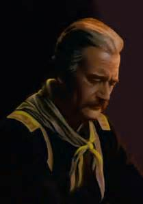 John wayne as captain nathan brittles in she wore a yellow ribbon