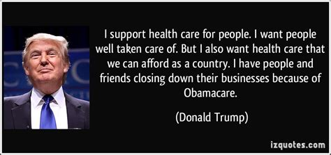 Donald Trump Quotes On Healthcare | 4 ways entrepreneurs could be affected with donald trump