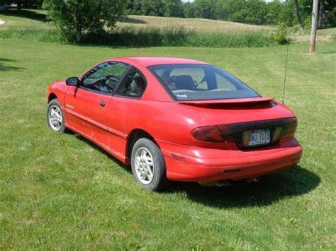 1999 pontiac sunfire fuel find new 1999 pontiac sunfire se coupe 2 door 2 2l in