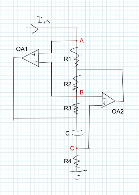op inductor feedback op why is a gyrator negative feedback electrical engineering stack exchange