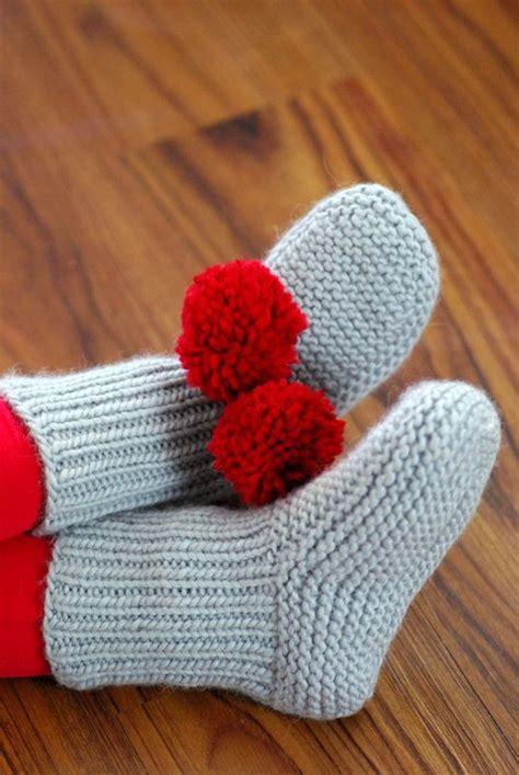 sock pattern bulky yarn pattern nola s slipper pattern designed by nola miller