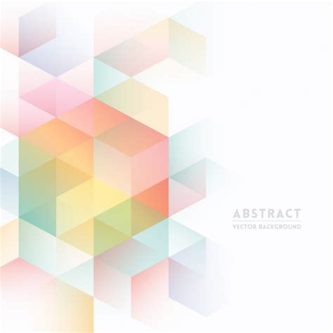Photocard Transparent Transparan Wanna One Ver White colorful abstract background vector free