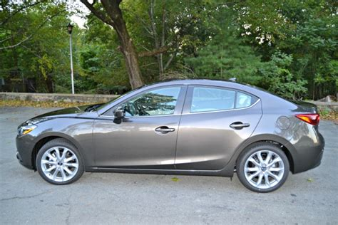 my week with a 2015 mazda mazda3 s grand touring 4 door