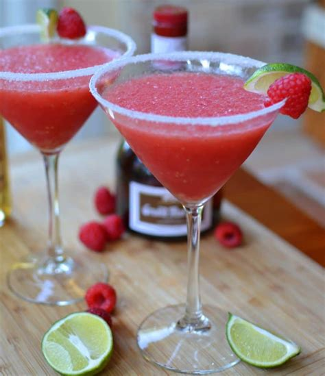 raspberry margarita raspberry margaritas small town