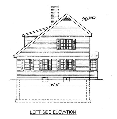 saltbox house plans small saltbox home plans saltbox