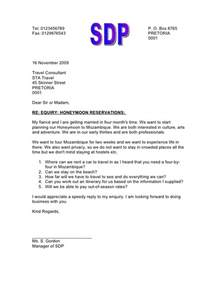 Business Letter Sample Letter Of Inquiry Letter Of Enquiry