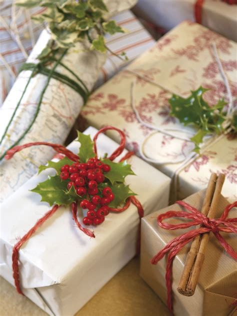 gift wrapped presents recycled gift wrap easy crafts and decorating
