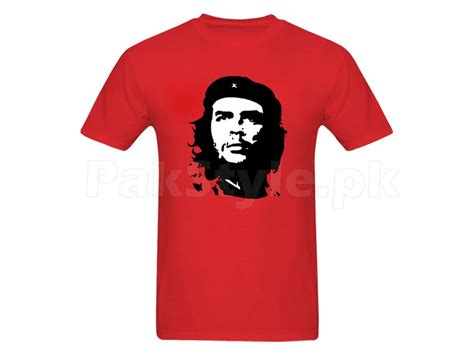 Tshirt Che Guevara 4 che guevara graphic t shirt price in pakistan m001069