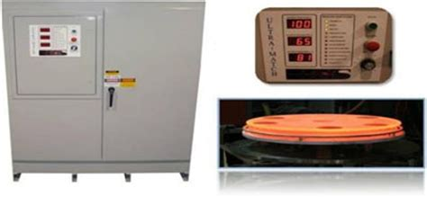 induction heating services semiconductor process heating induction services