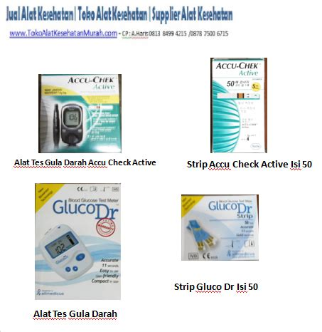 Alat Tes Gula Darah Murah toko alat kesehatan murah toko alat kesehatan supplier