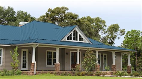 metal roof on house metal roofing colors for houses metal roof system gulf coast supply