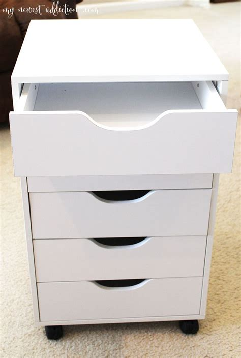 Ikea Desk Drawer Organizer Best 25 Ikea Makeup Storage Ideas On Room Goals Ikea Craft Room And Dressing Table