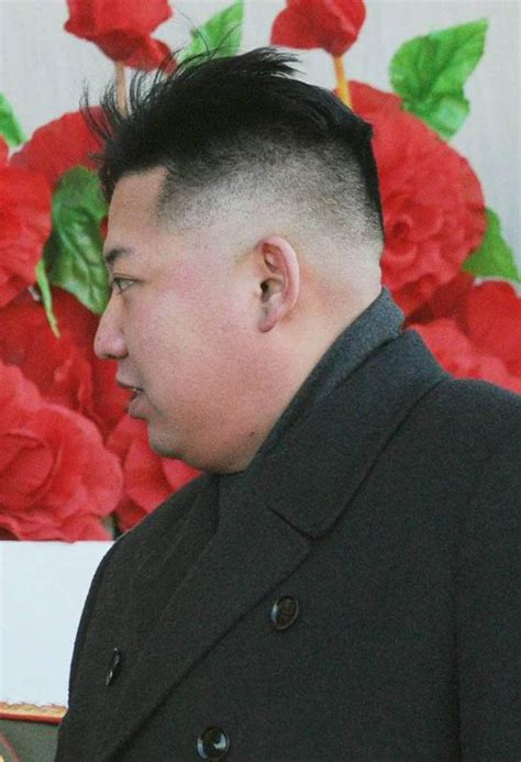 Men in North Korea 'ordered to copy Kim Jong un's hairstyle'   World   News   Express.co.uk