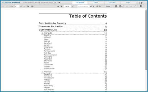 Jaspersoft Report Template Running A Report Book Jaspersoft Community