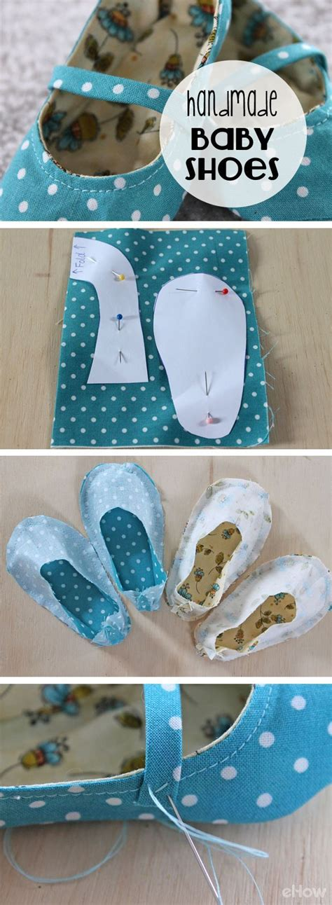 Handmade Shoes Tutorial - 392 best images about molde de sapatinho de bebe on