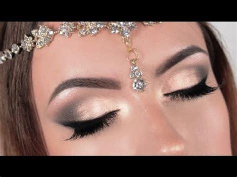 tutorial makeup bridal bridal makeup smokey eye brown eyes looks tips 2014 images