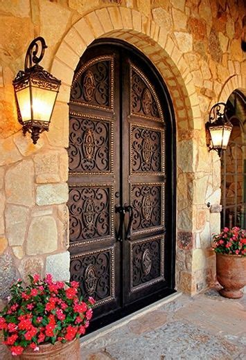 Attractive Front Doors Great Front Door So Beautiful Isn T It Home Designs Doors Front Doors And