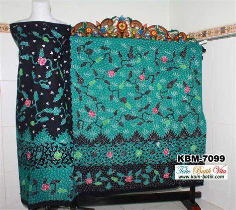 Rok Batik Tulis Madura Pagi Sore batik madura pagi sore kbm 7099 kain batik murah