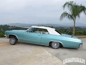 1965 chevrolet impala ss convertible lowrider magazine