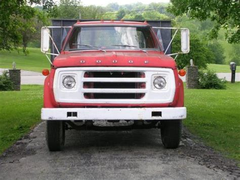 dodge stake bed truck sell used 1974 dodge d600 stake bed truck in louisville