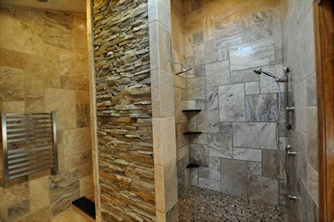 idea for tile art working bathroom design ideas dgmagnets com