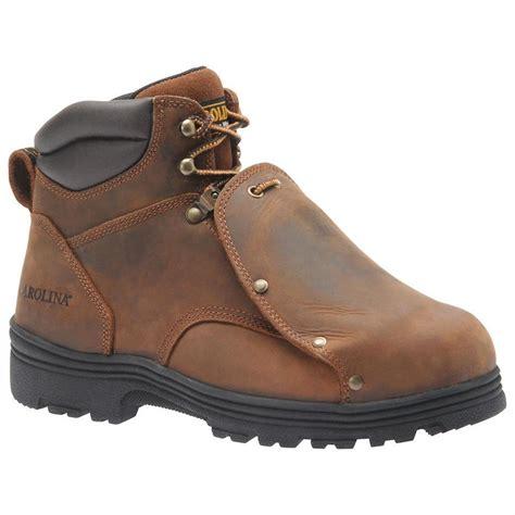 most comfortable metatarsal boots men s carolina 174 svb 6 quot external metguard steel toe work