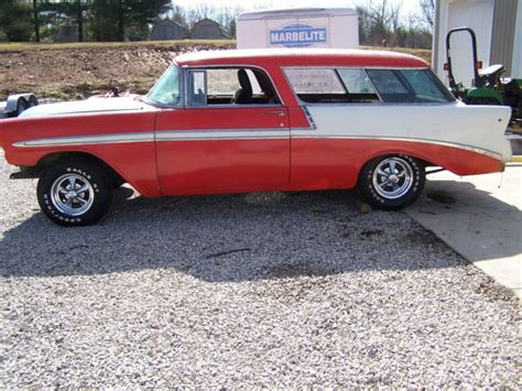 1955 1956 1957 chevy nomad project car autos post