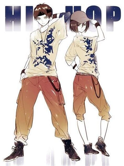 Hip Duo For You O by Erenxmikasa The Hip Hop Duo