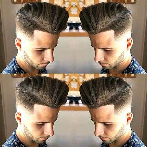 shape up for long hair 25 barbershop haircuts cheveux coiffure
