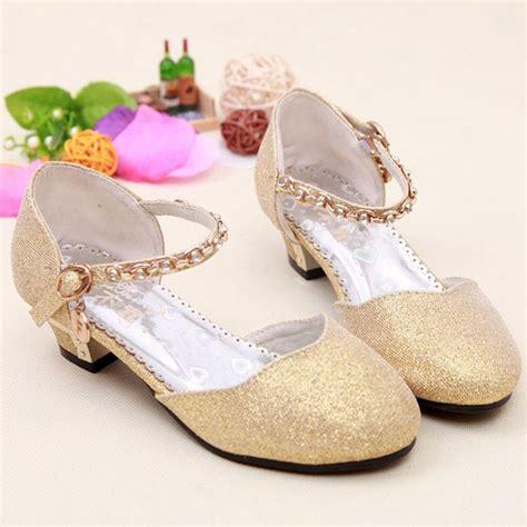 Glitter Wedding Sandals by Children Wedding Shoes Midway Media