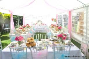 High Tea Kitchen Tea Ideas by Floral High Tea Bridal Shower With Such Beautiful Ideas